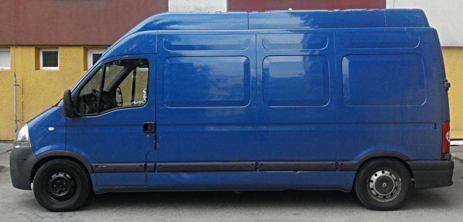 big van for big stuff
