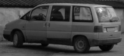 auto na cesty